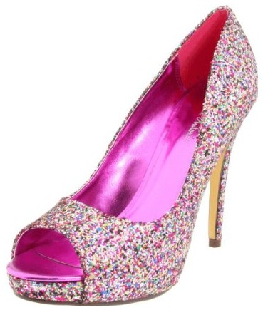 fancy shoe friday vol 8 peace and glitter