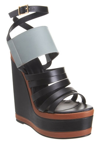 Pierre Hardy Ankle Strap Wedge