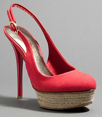 Guess by Marcaino, Chata Slingback Pump