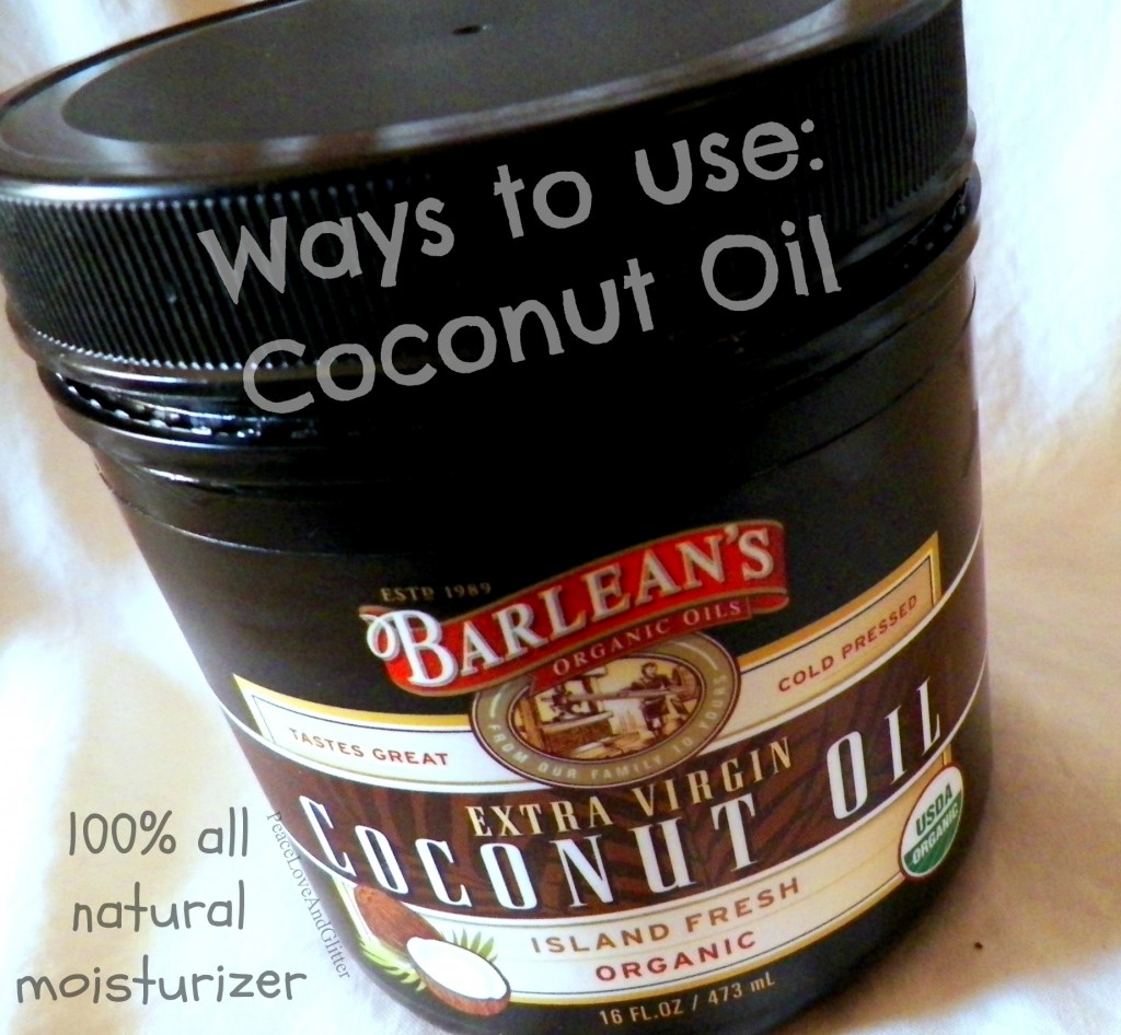 My Favorite Ways To Use Coconut Oil Peace Love And Glitter - How to use coconut oil on hair